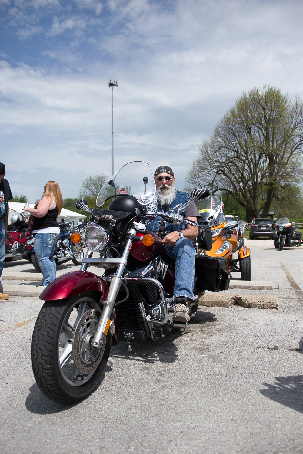 Motorcycle Testimonial Rodger in Springfield, Missouri