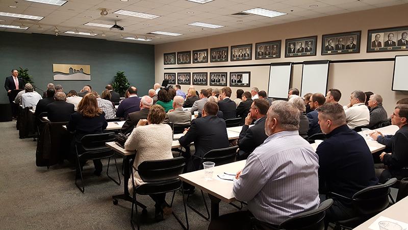 Springfield Chamber of Commerce 2017 Legislative Preview