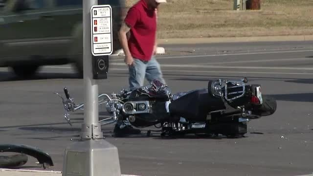 Motorcycle Accident Springfield MO