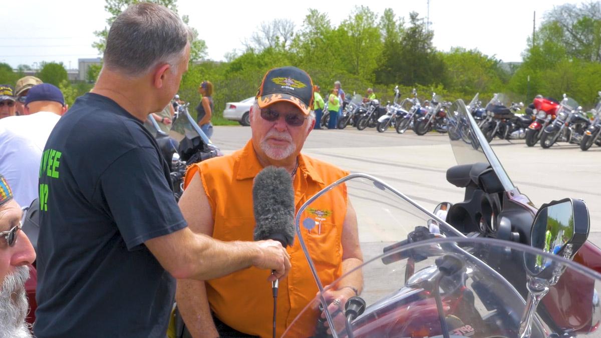 Motorcycle Testimonial Larry in Springfield, Missouri