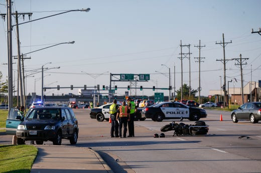 Springfield Motorcycle Accident