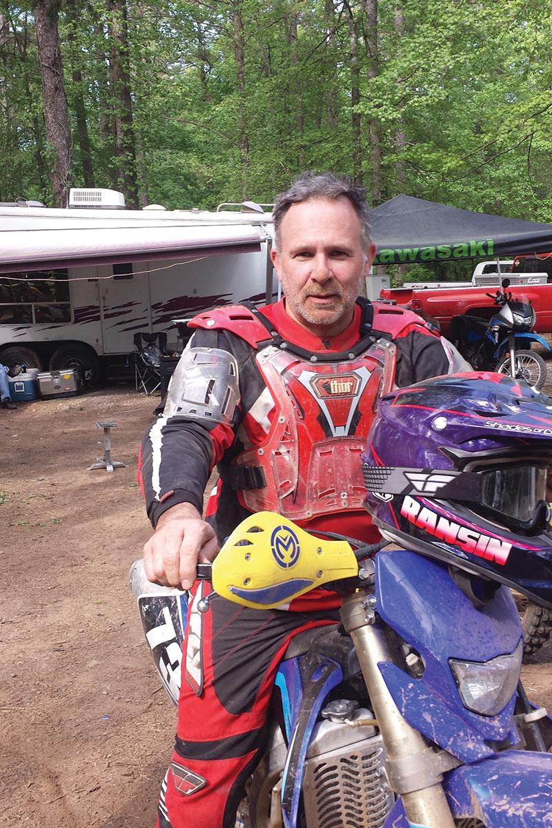 Motorcycle Lawyer David Ransin
